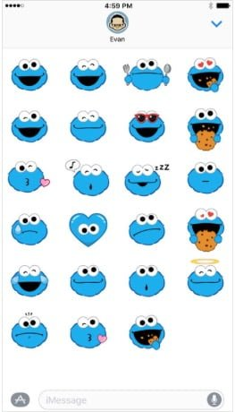iphone-free-stickers-cookie