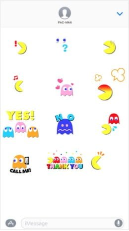 iphone-free-stickers-pacman
